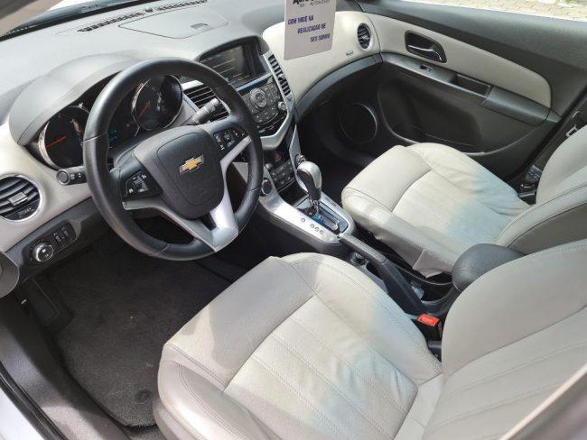 Chevrolet Cruze LTZ 1.8 AUT NB 2014