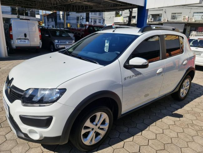 Renault Sandero 1.6 16V STEPWAY EASY-R  2018