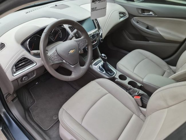 Chevrolet Cruze LTZ 1.4 TURBO AT 2017