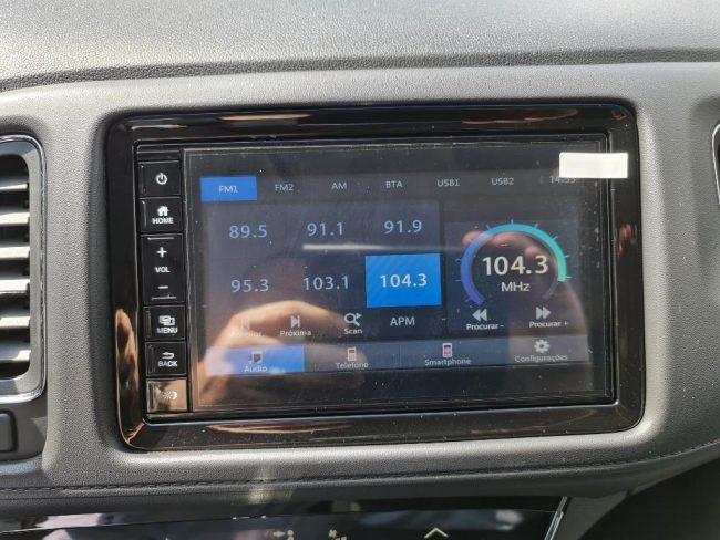 Honda HR-V EX 1.8 CVT 2021