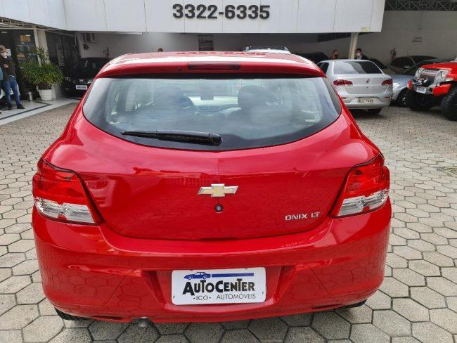Chevrolet Onix 1.0 MT LT 2015