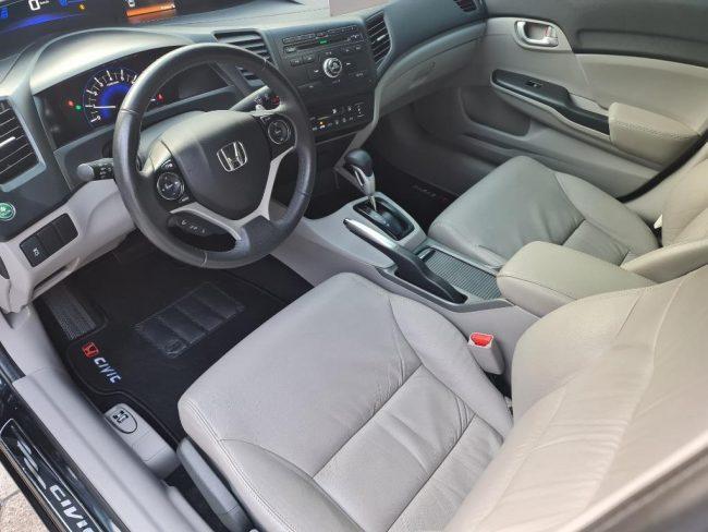 Honda Civic LXR 2.0 AUT 2016