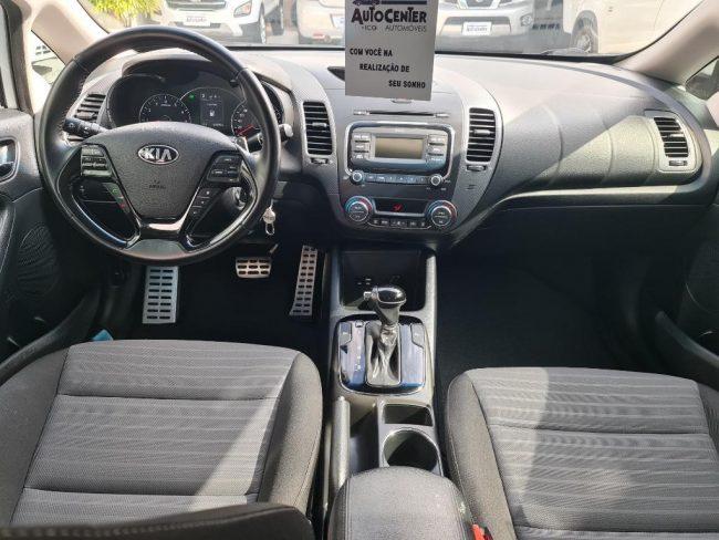 Kia Cerato SX4 1.6 AUT FF 2019