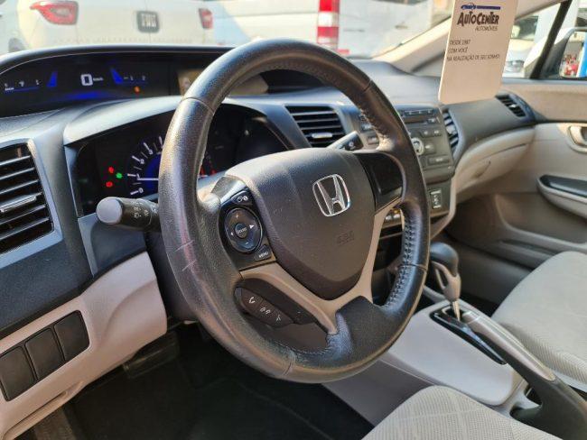 Honda Civic LXS 1.8/1.8 FLEX 16V AUT. 4P 2015