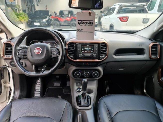 Fiat Toro VOLCANO 2.0 16V 4X4 TB DIESEL AUT. 2018