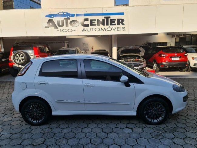 Fiat Punto SPORTING 1.8  2016