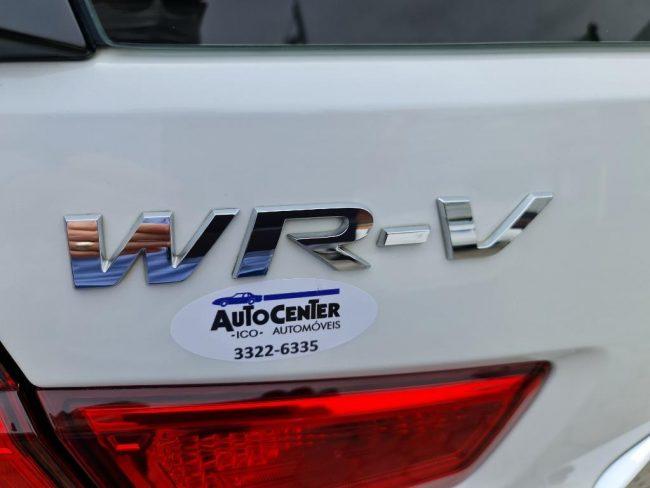 Honda WR-V EXL 1.5 FLEXONE 16V 5P AUT. 2020