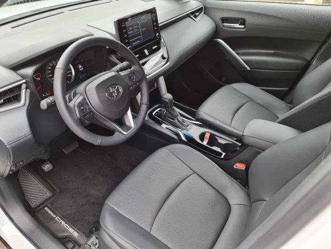 Toyota Corolla CROSS XRE 2.0 16V FLEX AUT. 2022