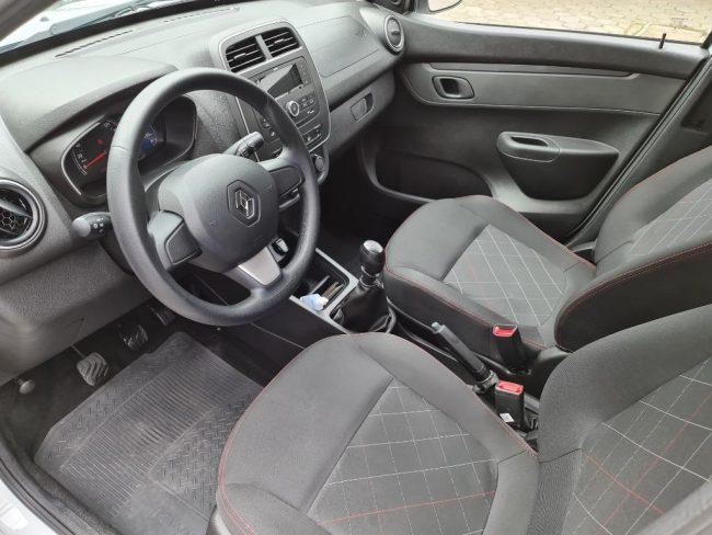 Renault Kwid KWID ZEN 1.0 FLEX 12V 5P MEC. 2022
